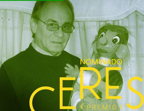 Lientur Rojas-Actor, docente, gestor cultural, titiritero,director de teatro y artista visual.