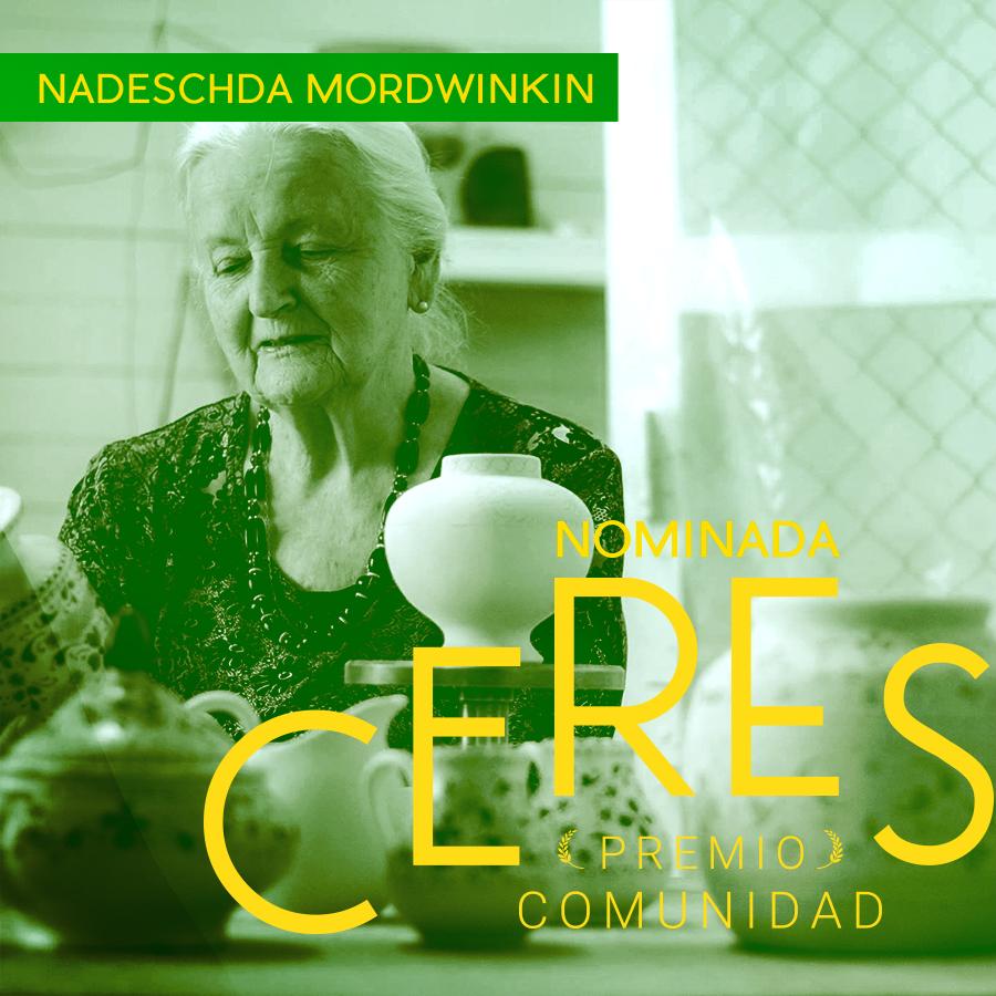 Nadeschda-Mordwinkin-Rudenko