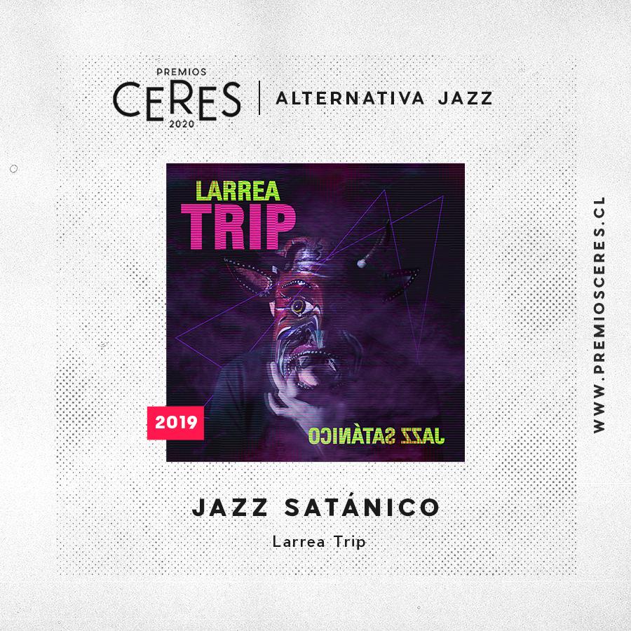 ALTERNATIVA JAZZ Jazz Satánico