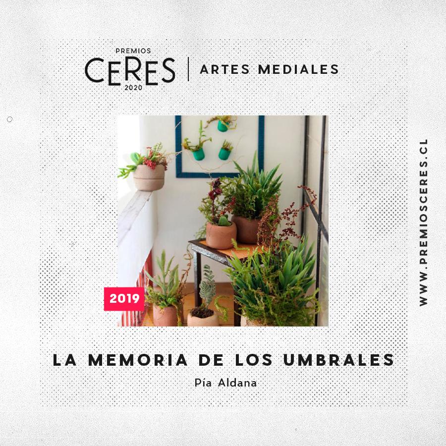 ARTES MEDIALES La memoria de los Umbrales