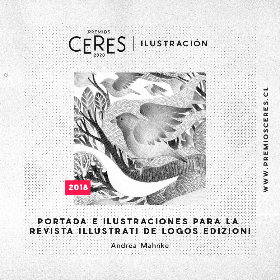 ILUSTRACION Portada e Ilustraciones para la revista Illustrati de logos Edizioni