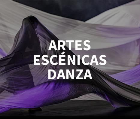 ARTES ESCÉNICAS-DANZA