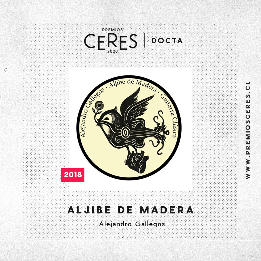 DOCTA Aljibe de Madera