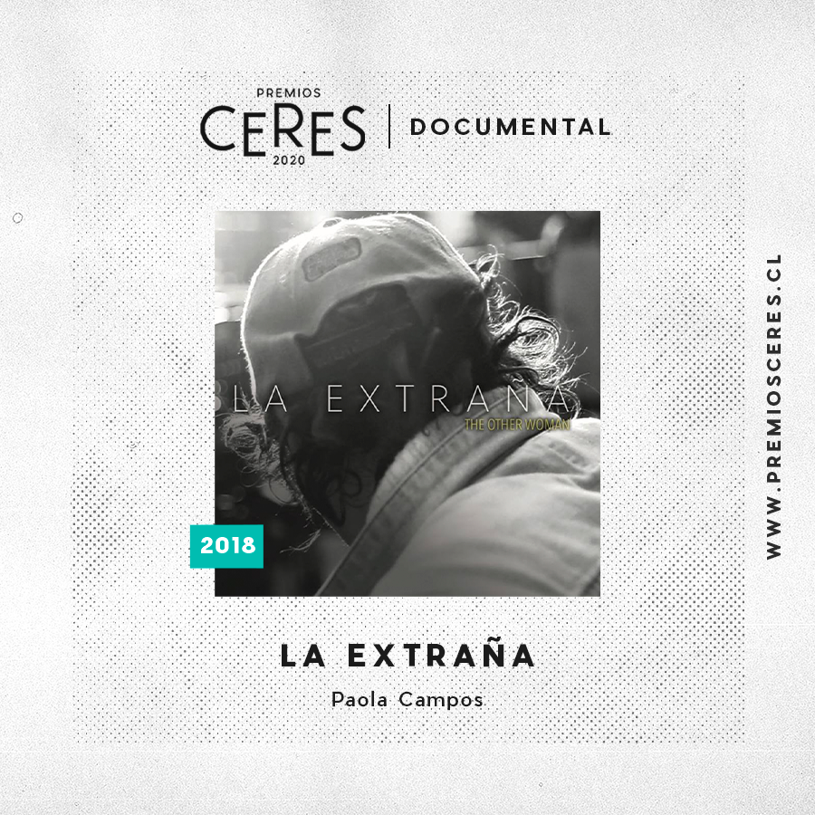 DOCUMENTAL La extraña