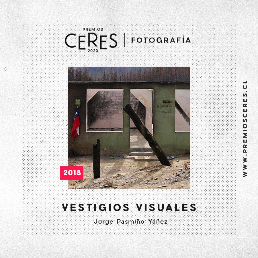 FOTOGRAFÍA Vestigios visuales