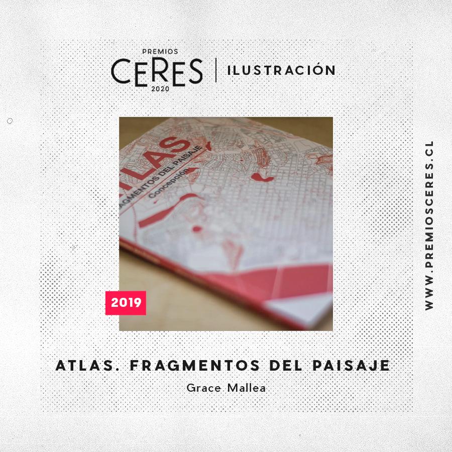 ILUSTRACION Atlas. Fragmentos del Paisaje