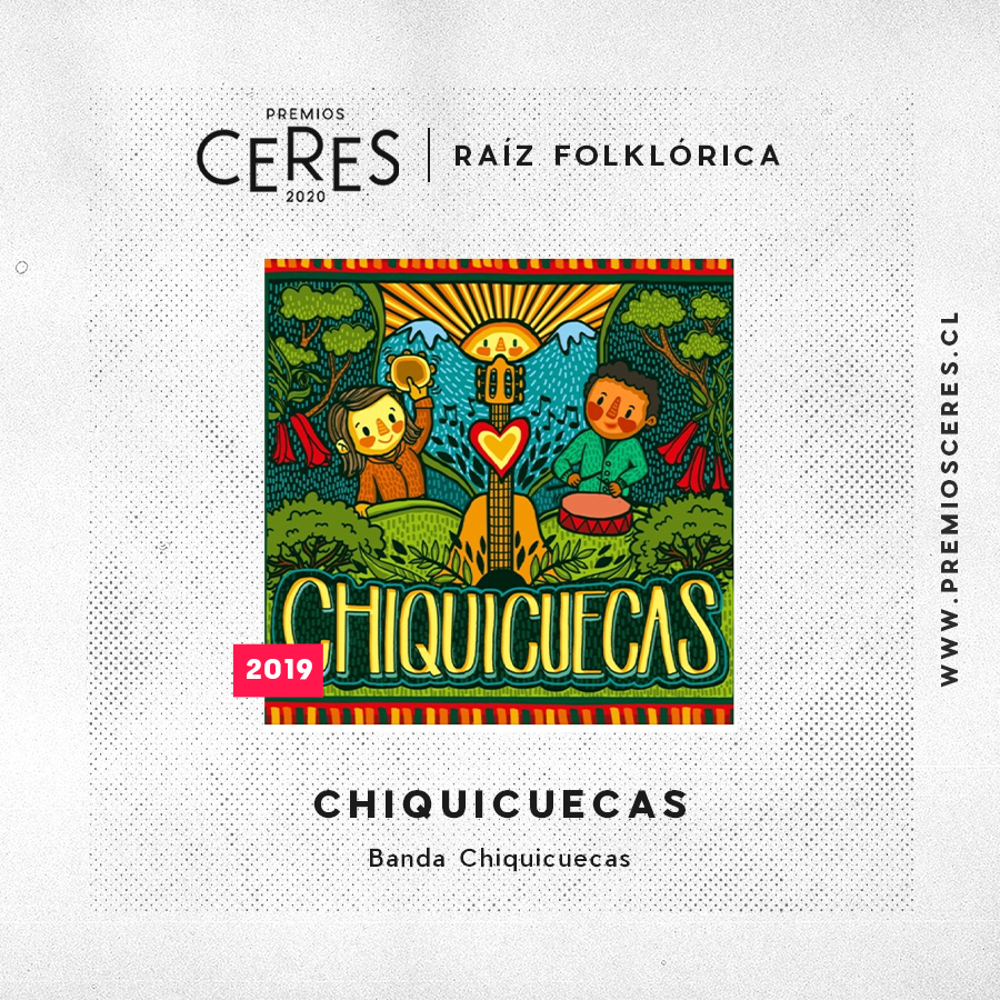 RAÍZ FOLCLÓRICA Chiquicuecas